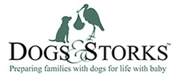 Dogs and Storks logo