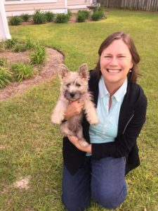 Certified Dog Trainer in Wilmington, Lainie Johnston