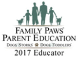Family Paws Parent Education Badge